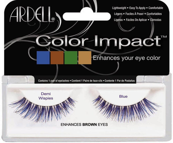 Color Impact Lash Demi Wispies Plum