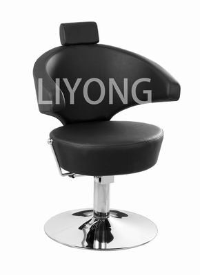 Barber Chair 6361A- Reclining Black
