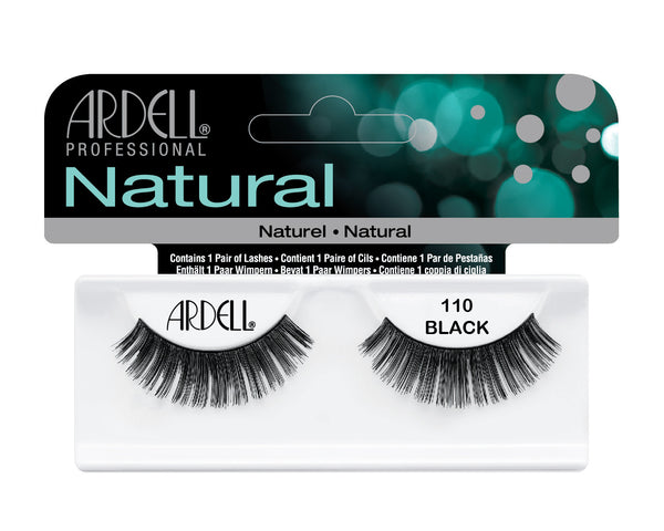 Natural Strip Lashes101 Demi Black- 65001