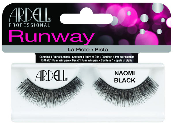 Runway Naomi Black Eye Lashes- 65029
