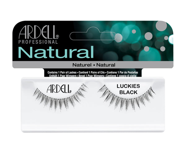 Invisibands Luckies Black Eye Lashes- 65030
