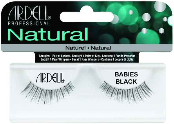 Invisibands Babies Black Eye Lashes- 65031