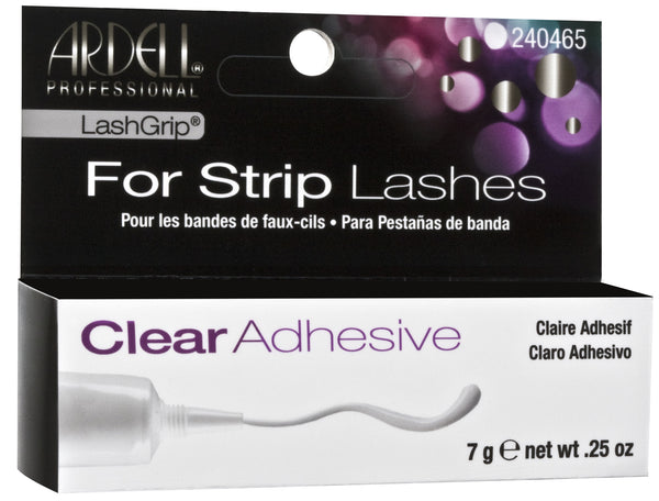 1/4 Oz Lashgrip Strip Adhesive Clear- 65056