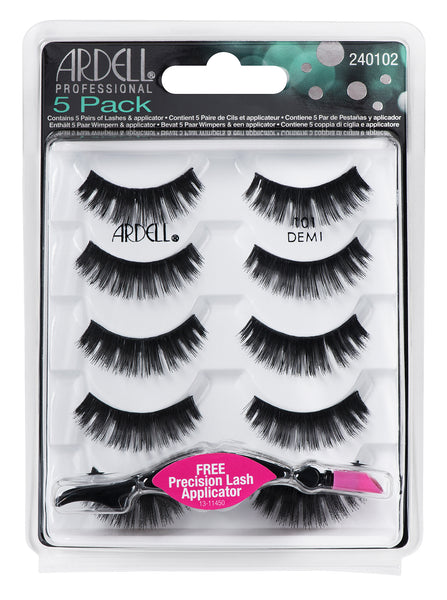 Ardell 5 Pack Lashes #101 (68983)