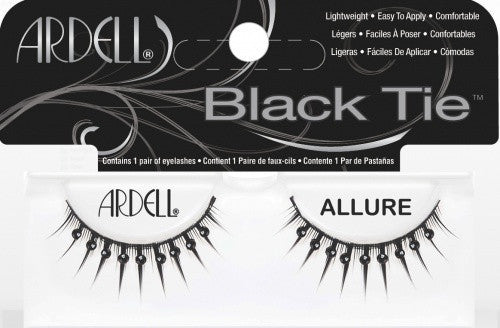 Ardell False Black Tie Eye Lash-Allure (61521)