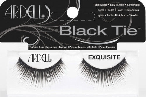 Ardell False Black Tie Eye Lash- Exquisite (61524)