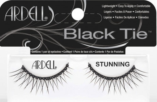 Ardell False Black Tie Eye Lash- Dazzling (61526)