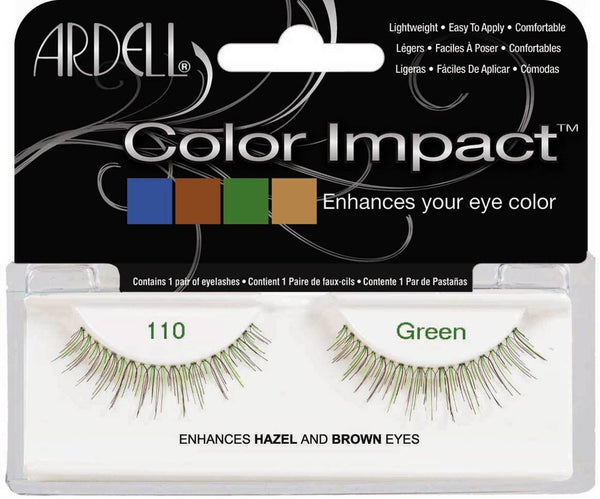 Ardell False Color Impact Eye Lash 110 Wine- 61833