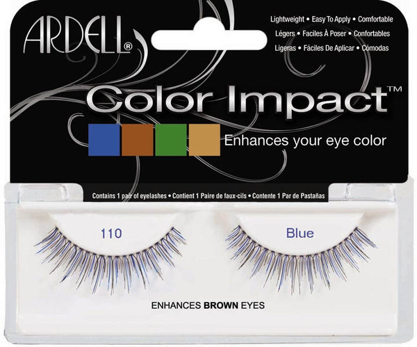 Ardell False Eyelash Color Impact 110 Blue- 61835