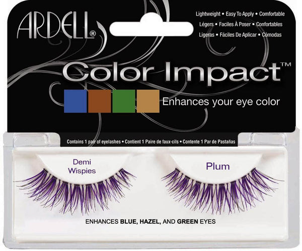 Ardell False Eyelash Color Impact Blue- 61843