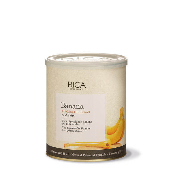 Rica Banana Wax - 800 ml