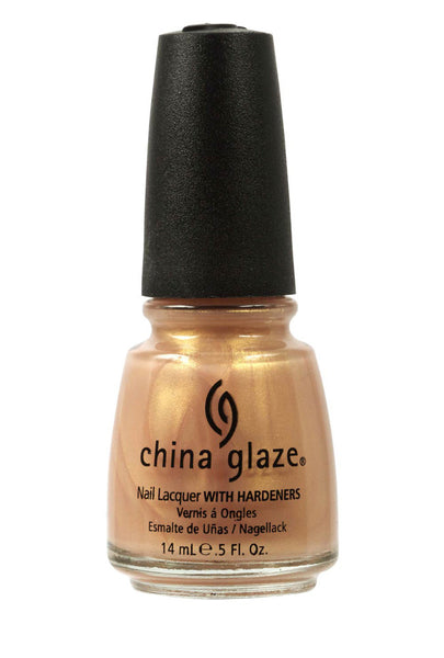 China Glaze Golden Meringue- #072