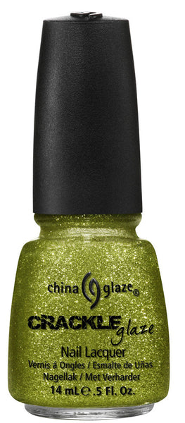 Crackle Glaze Jade- D Nail Polish- 80557