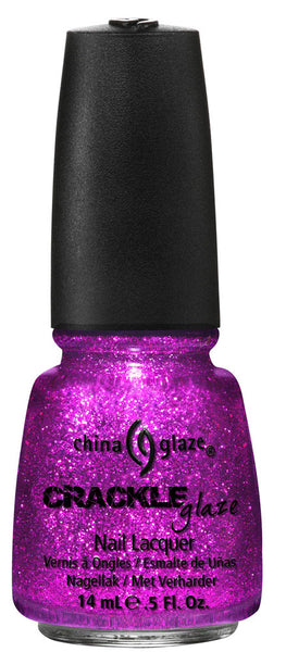 Crackle Glaze Glam-More Nail Polish- 80558