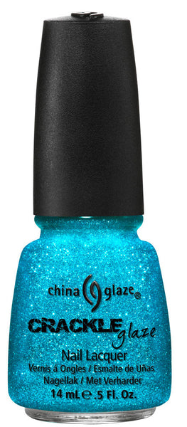 Crackle Glaze Gleam Me Up Nail Polish- 80559