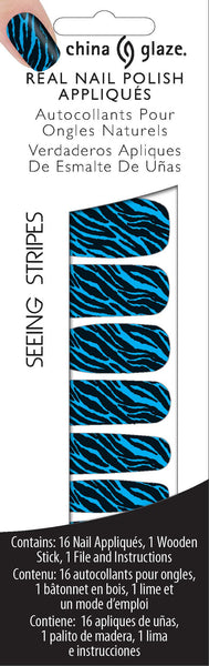 Appliques Seeing Stripes- 80529