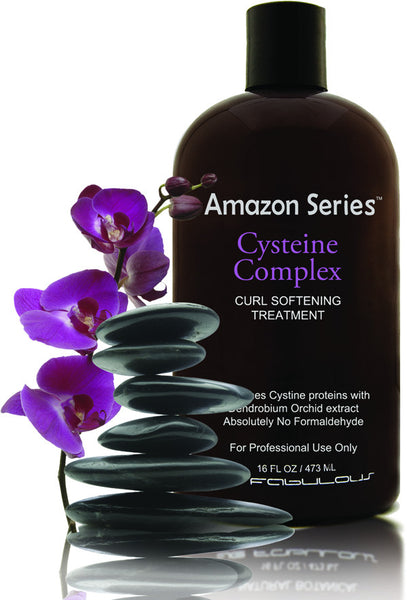 Cysteine Complex Curl Softening Treatment 473ml