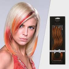 Double Hair Colour Single Pack 30cm- Cashmere