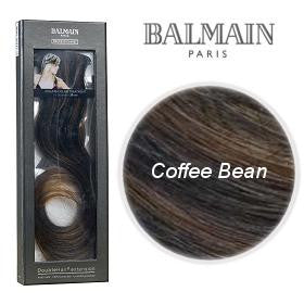 Double Hair Colour Single Pack 30cm- Coffee Bean