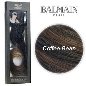 Double Hair Colour Single Pack 40cm - Coffe Bean