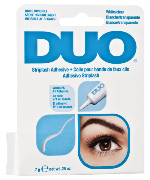 Duo Clear Lash Adhesive 1/4Oz