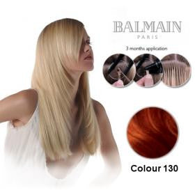 Extension Human Hair Straight- Plusbond 130