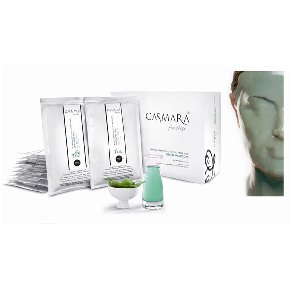 Casmara Green Mask -2025 - 1 Box