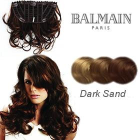 Hair Make Up Complete Extension 40cm Dark Sand - 01 Pcs