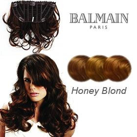 Hair Make Up 1pc Complete Extension 40cm - Honey Blonde