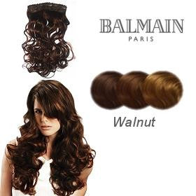 Hair Make Up Complete Extension 60cm - Walnut