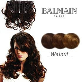 Hair Make Up 1pc Complete Extension 40cm - Walnut