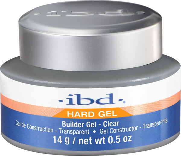 IBD Clear Builder Gel .5 oz  604000