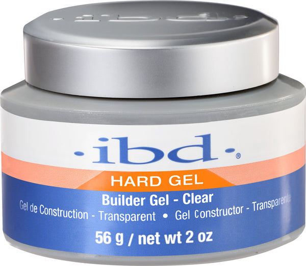 IBD Clear Builder Gel 2oz  60402