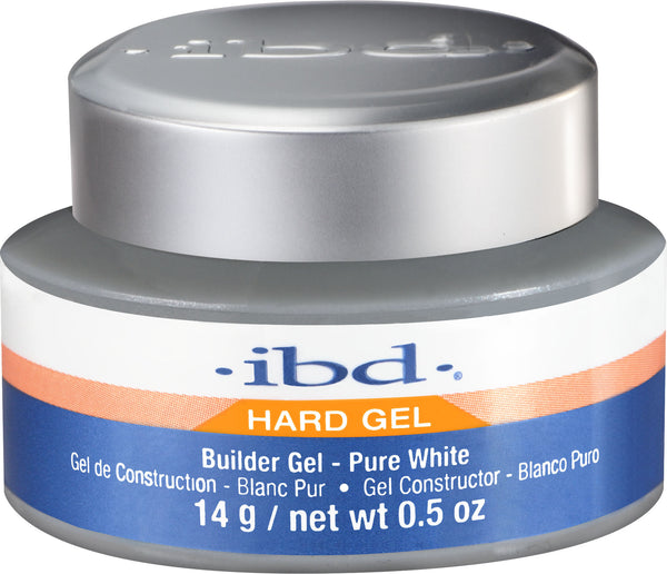 IBD Pure White Builder Gel .5 oz 72147