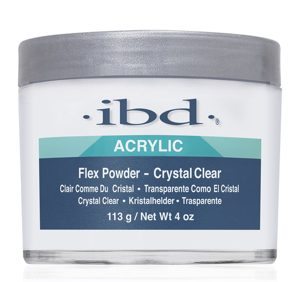 Flex Crystal Clear Powder 4 oz 71829