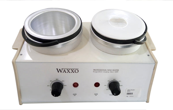 Waxxo Double Jar Wax Heater
