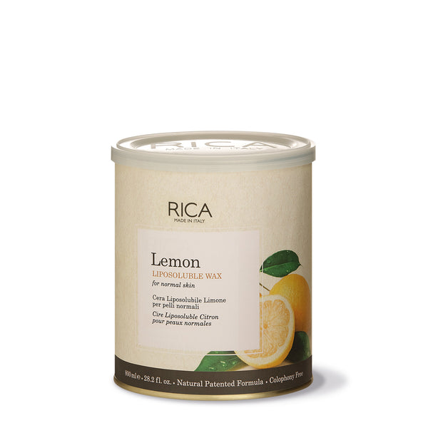 Rica Lemon Wax - 800 ml