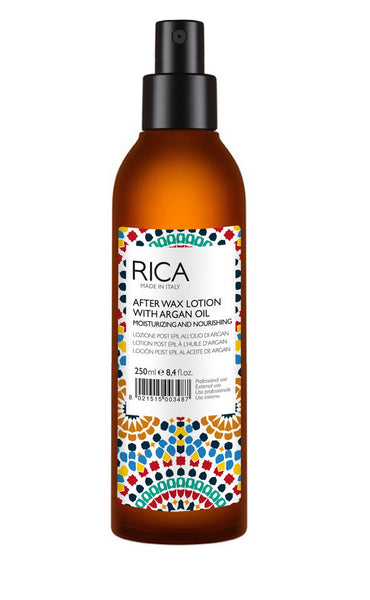 Rica Argan After Wax Lotion - 250ml