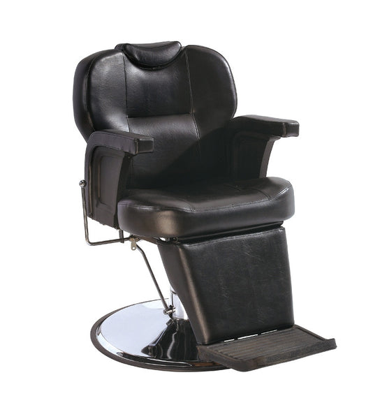 Barber Chair 31312- Reclining Black