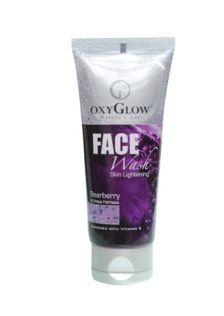 Bearberry & Grape Face Wash- 100ml
