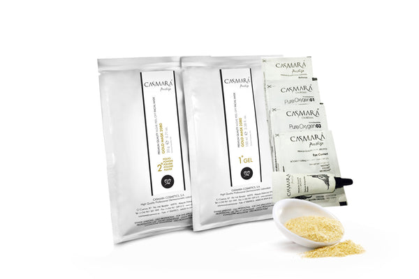 Casmara Facial Starter Kit (Goji/Gold)