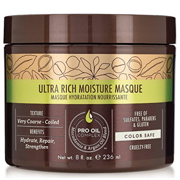 Macadamia Ultra Rich Moisture Masque - 236 ML