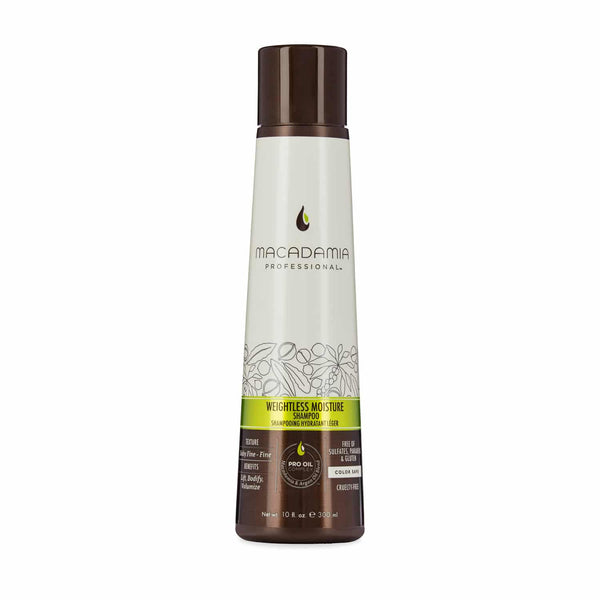 Macadamia Weightless Moisture Shampoo - 300 Ml
