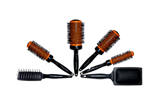 Mr. Barber Professional Blow- Drying Brushes