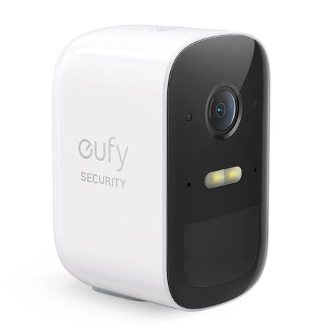 EufyCam Wireless Home Security 2-Cam Kit 1080p