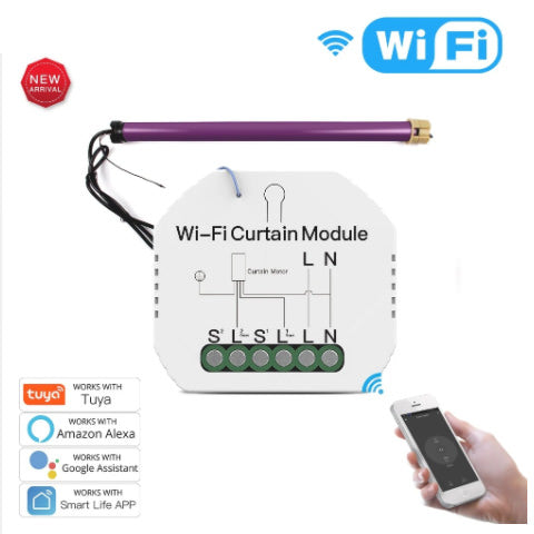 Wifi Module for Smart Roller Blinds
