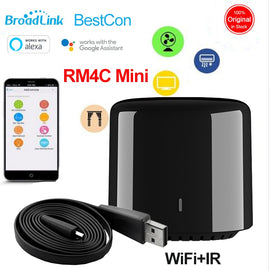 Broadlink RM4C Mini Universal WiFi/IR Wireless Remote