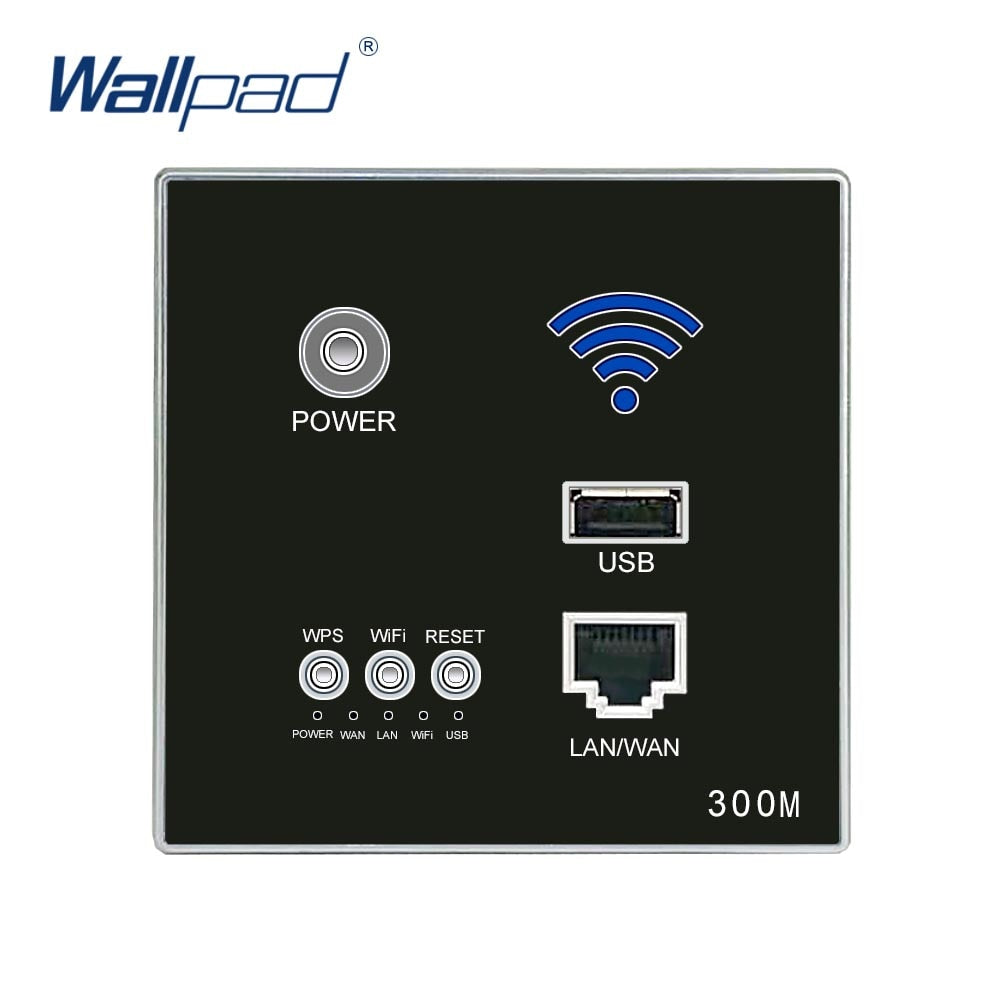 Wall Socket Outlet Charger/WIFI