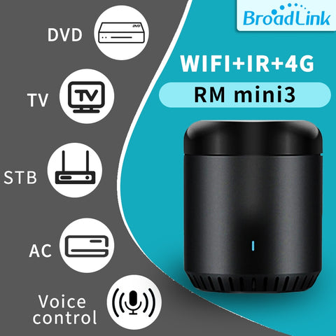 Smart Home Broadlink  RM Mini 3