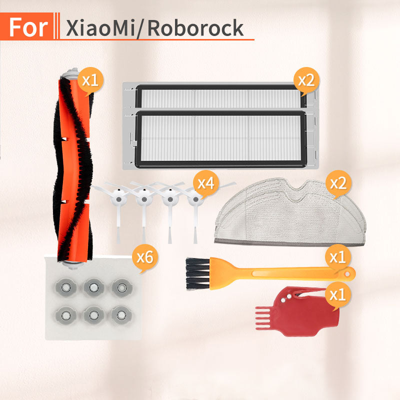 Accessories for Xiaomi Roborock